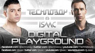 Technoboy & Isaac - Digital Playground (Official Preview)