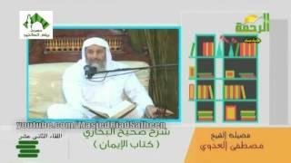 شرح صحيح البخاري (12) - للشيخ مصطفى العدوي