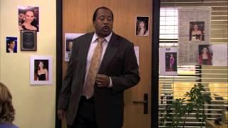 The Office - Hilary Swank