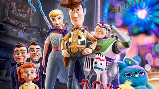TOY STORY 4 - 6 Minutes Trailer (2019)