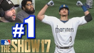 IT'S FINALLY HERE! | MLB The Show 17 | Retro Mode #1