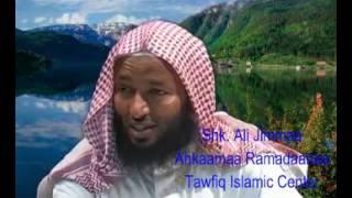Sh Ali Jima Ahkama Ramadana