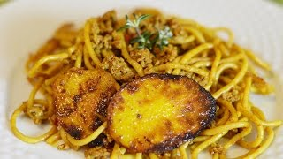 Persian Pasta! 100 times yummier than Italian pasta…
