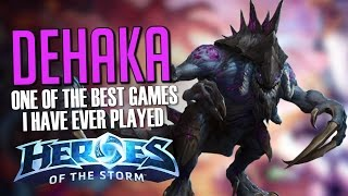 Heroes of the Storm: Dehaka Global Mobility Build - Master Hero League
