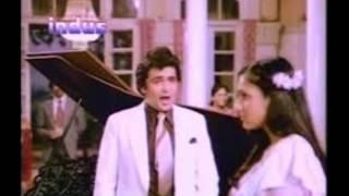 Jeevan Ke Din Chotey Sahi - Bade Dilwala (1983) - KARAOKE cover song by Prabhat Kumar Sinha