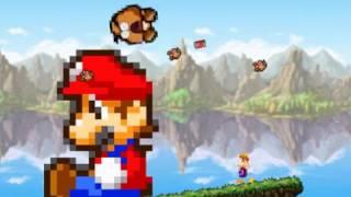 Fatal Fiction Animation: Mario and Luigi vs Rayman and Globox