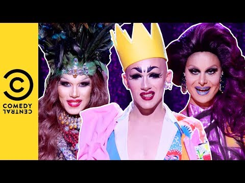 Xxx Mp4 B Tch I M From Chicago Category Is Hometown Glory RuPaul S Drag Race S9 3gp Sex