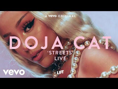 Doja Cat Streets Live Performance Vevo LIFT