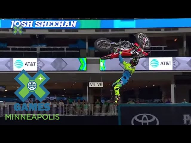 FULL BROADCAST: Monster Energy Moto X Best Trick Final | X Games Minneapolis 2017