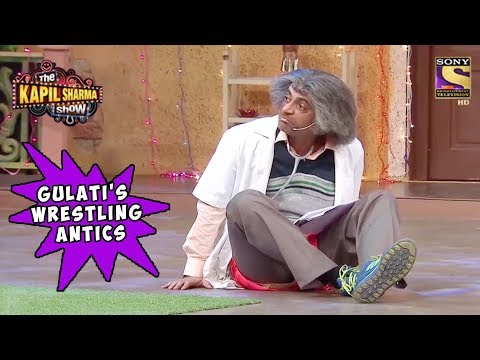 Xxx Mp4 Gulati S Wrestling Antics To Impress Salman Khan The Kapil Sharma Show 3gp Sex