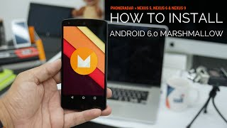 Install Android 6.0 Marshmallow on Nexus 5 - Top Features & How To