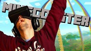 MINECOASTER | Oculus Rift DK2