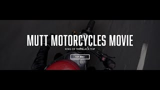 Mutt Motorcycles Movie
