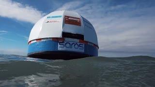 SAROS - Turning Waves into Fresh Water