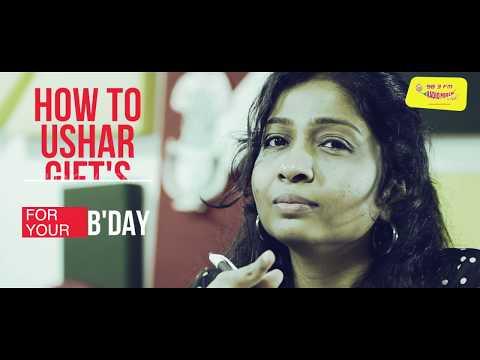 Xxx Mp4 How To Ushar Gifts For Your B Day Mirchi Shivshankari 3gp Sex