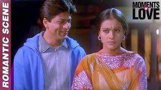 Rahul and Anjali become friends - Kabhi Khushi Kabhie Gham - Shahrukh Khan, Kajol - Moments of Love