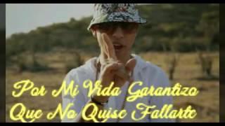 Me Di Por Vencido~.Galante (Video Lyric)