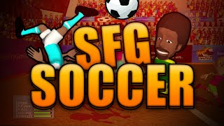 UP THE DIFFICULTY! - SFG SOCCER