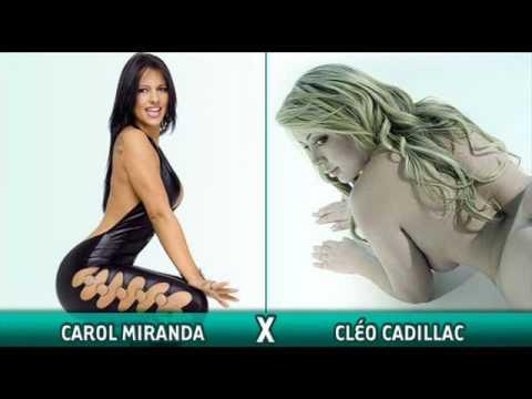 Carol Miranda vs Cléo Cadilac