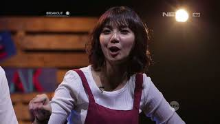 Breakout Space - Nadin Amizah Rilis 'Rumpang'