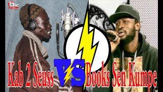 BOOKS sen kumpe Clash sévèrement Kab 2 Seus de Fuk N Kuk
