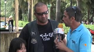 Reportaje Autos Locos (Almodóvar del Río) 1/2 Guadalquivir Televisión