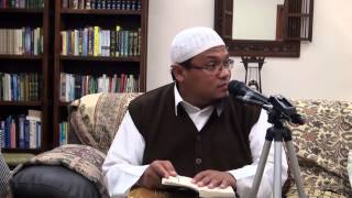 Tafsir Surah An Nisa' Ayat 20-22, Ustaz Amir, Doha, Qatar, 27 January 2015