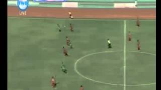 Hamisi Tambwe: Goal with Kagera Sugar
