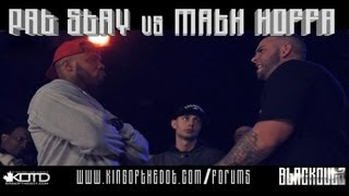 KOTD - Rap Battle - Pat Stay vs Math Hoffa *Co-Hosted by Drake & Maestro Fresh Wes*