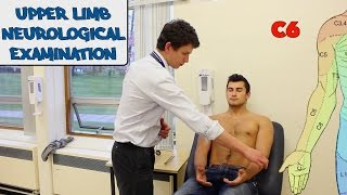 Upper Limb Neurological Examination - OSCE Guide (New Version)