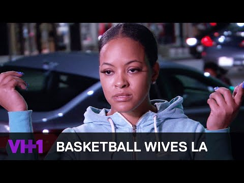 Malaysia Pargo Pulls Up To Angel Brink's Event Ready To Fight | Basketball Wives LA