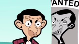 Wanted | Full Episode | Mr. Bean Official Cartoon