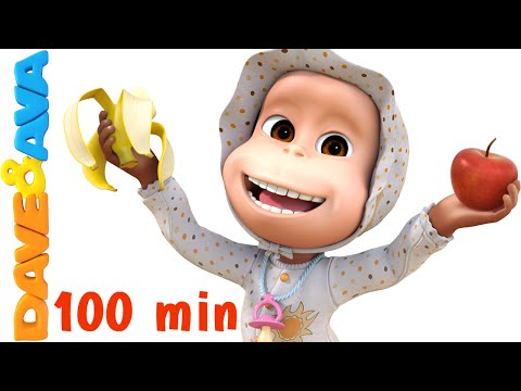 Xxx Mp4 Apples And Bananas Song Nursery Rhymes Collection And Baby Songs From Dave And Ava 3gp Sex