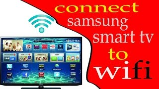 How to connect samsung smart tv to wifi direct |samsung smart tv wont connect to wifi
