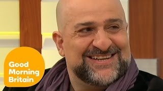 Omid Djalili on Donald Trump and Latest Comedy Tour