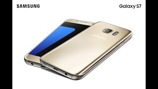 Samsung Galaxy S7 Flat (SM-G930FD) - Unboxing & Review (2017) [Gold Platinum]