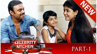 Celebrity Kitchen with Actress Pooja & Actor Venkat - part 1 (13/07/2014)