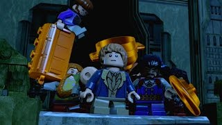 Lego The Hobbit - The End - Part 21