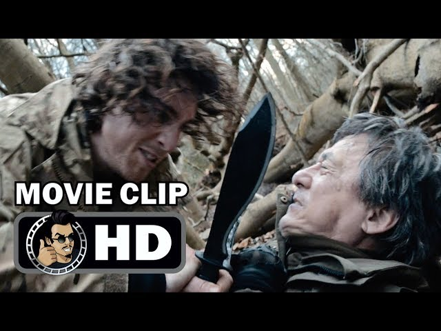 THE FOREIGNER Movie Clip - Quan Fights Morrison (2017) Jackie Chan Pierce Brosnan Action Movie HD