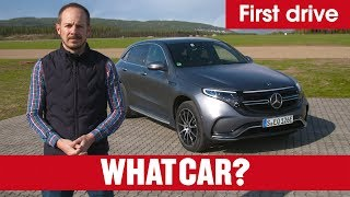 2020 Mercedes EQC review – better than a Tesla?   What Car?