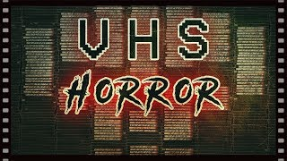 V H S HORROR (Darksynth - Darkwave - Synthwave) Halloween M I X