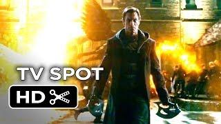 I, Frankenstein Official TV SPOT #1 (2014) - Aaron Eckhart Movie HD