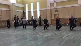 Ukranian dance world