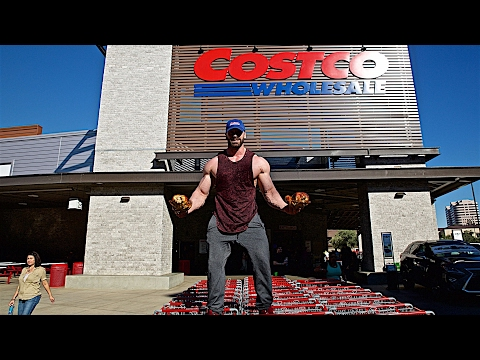 BODYBUILDING SECRETS AT COSTCO