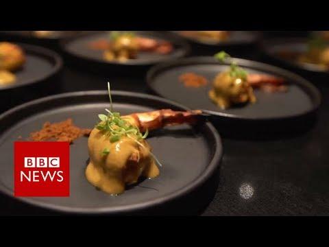 Xxx Mp4 Food Porn Star Indian Chef Gives Fine Dining A Twist BBC News 3gp Sex
