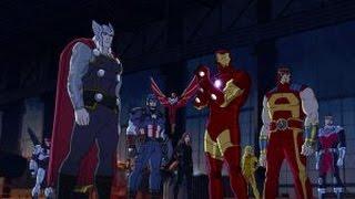 New: Marvel's Avengers Ultron Revolution Season 3 Thunderbolts Revealed Review
