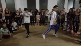 GABE DEGUZMAN & KENNETH SAN JOSE - BEST DANCES DUET