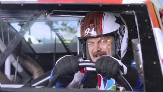 Nascar Is on NBC Sports - Introduced By Nick Offerman
