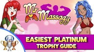 Mr. Massagy - A not so