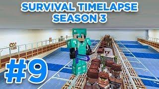 Wonderful Day! | Minecraft Survival Timelapse Season 3 Episode 9 | GD Venus |